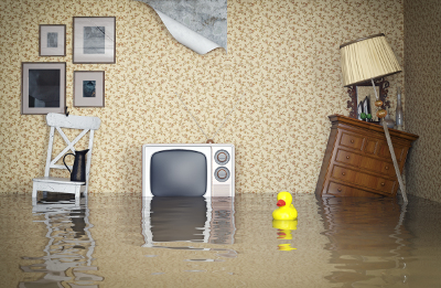 FIRST STEPS TO RECOVERING FROM WATER DAMAGE