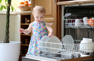 TROUBLESHOOTING DISHWASHER LEAKS AND WATER FLOW PROBLEMS